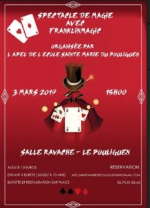 APEL_spectacle « Franklin Magic »